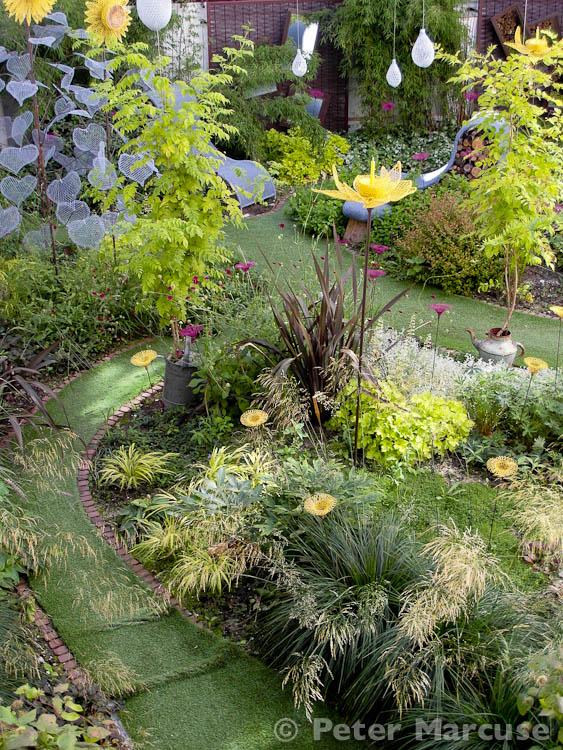 Fotografie vormgeving en publicatie peter marcuse - Designer tuin ...